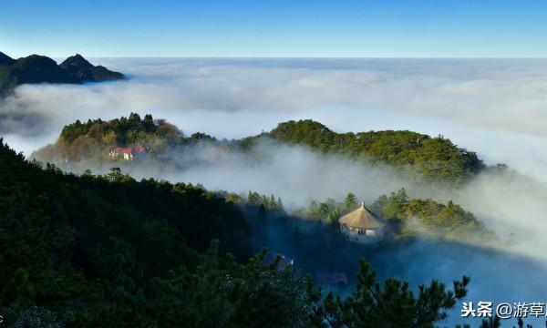 江西国家5A级景区名单,江西有哪些好看5A级旅游景点
